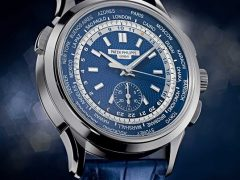 Hands On Patek Philippe Ref. 5930 Replica wtches With White Gold Case