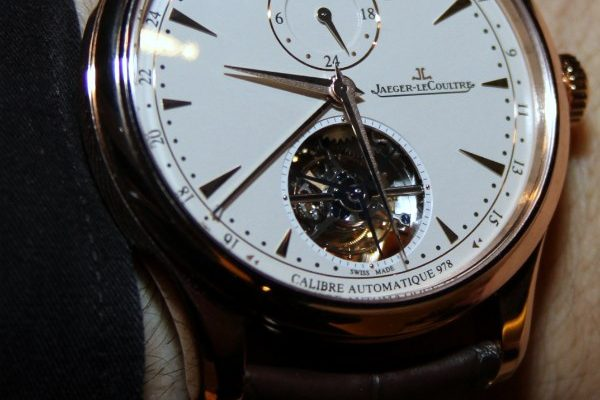 Jaeger-LeCoultre Master Grande Tradition Tourbillon Watch Hands-On Hands-On