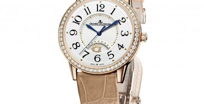 Jager-LeCoultre Rendez-Vous Replica Watches With Arabic Numerals