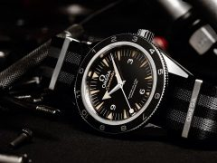 Omega Seamaster 300 Replica Watches With Steel Cases