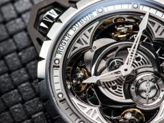 Replica Roger Dubuis Excalibur Spider Pocket Time Instrument Pocket Watch Watches & Wonders 2015-1