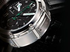 U-BOAT FAKE WATCH CHIMERA U-51 GREEN LINE LIMITED EDITION REVIEW
