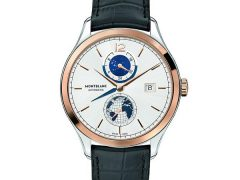leather strap Montblanc Heritage Chronométrie Vasco Da Gama fake