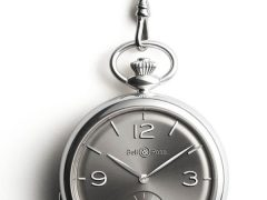 Bell & Ross Argentium offered as a Pocket Replica Watch