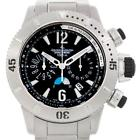 SIHH 2009 Jaeger-LeCoultre Master Compressor Diving Navy SEALs Watch Collection Shows & Events