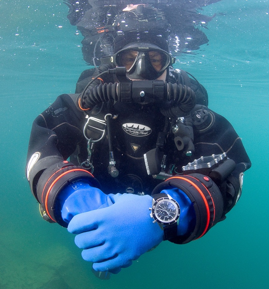 Jaeger-LeCoultre Deep Sea Chronograph Watch Watch Releases