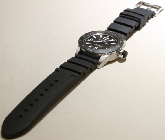 Jaeger-LeCoultre Master Compressor Diving Automatic Navy SEALs Watch Watch Releases