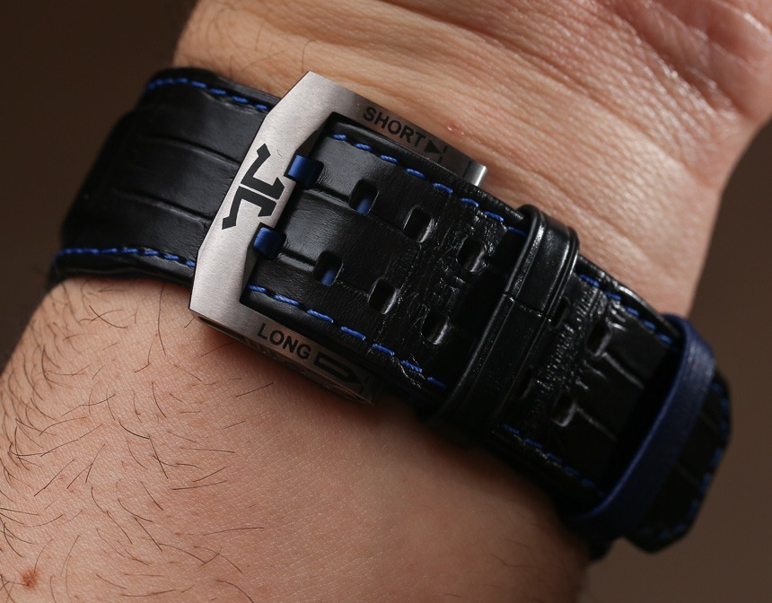 Jaeger-LeCoultre Master Compressor Extreme Lab 2 In Blue 'Non-Limited' Watch Hands-On Hands-On