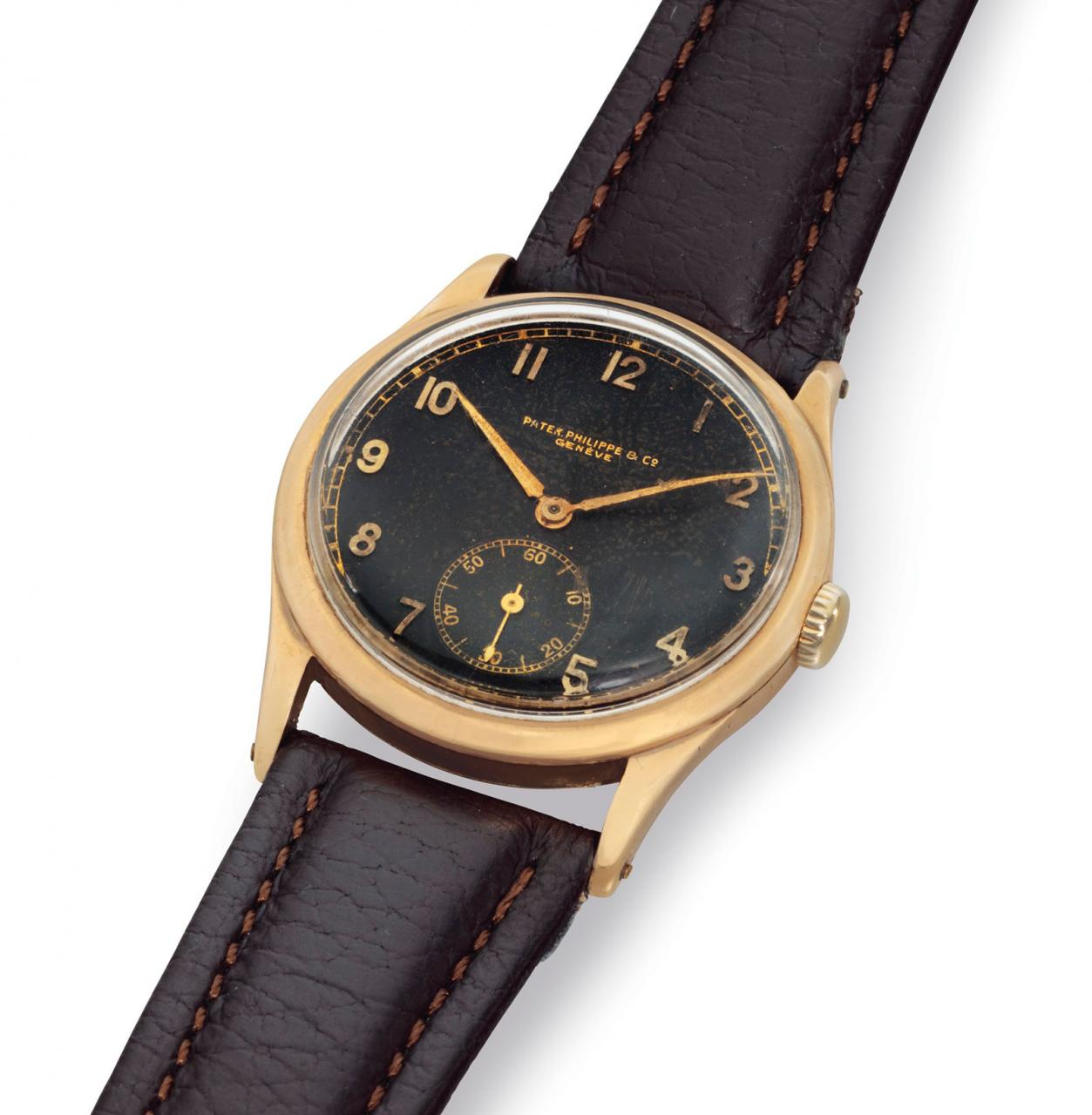 Patek 530 Christies Gertler 1