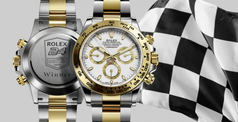 0c3c9f54cb5 The Rolex Watches On Aliexpress Replica Daytona Watch Given To Winner Of  2017 Rolex 24 Hours