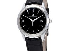 Jaeger LeCoultre Master Control Black Dial Automatic Men's Watch Q1548471