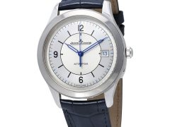 Jaeger LeCoultre Master Control Silver Dial Automatic Men's Watch Q1548530