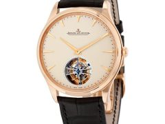 Jaeger LeCoultre Master Ultra Thin Tourbillon Automatic Men's Watch Q1322410