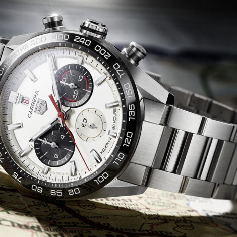 TAG Heuer Debuts Carrera Sport Chronograph 160 Years Special Edition replica Watch Watch Releases