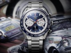 TAG Heuer Debuts Carrera Sport Chronograph 160 Years Special Edition fake Watch Watch Releases